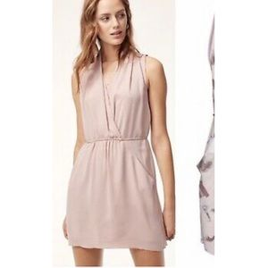 Aritzia Sabine Dress Blush